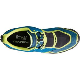 Dynafit Speed MTN GTX Shoes Men mykonos blue/lime punch